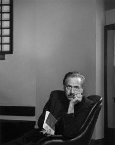 Marshall McLuhan Yousuf Karsh