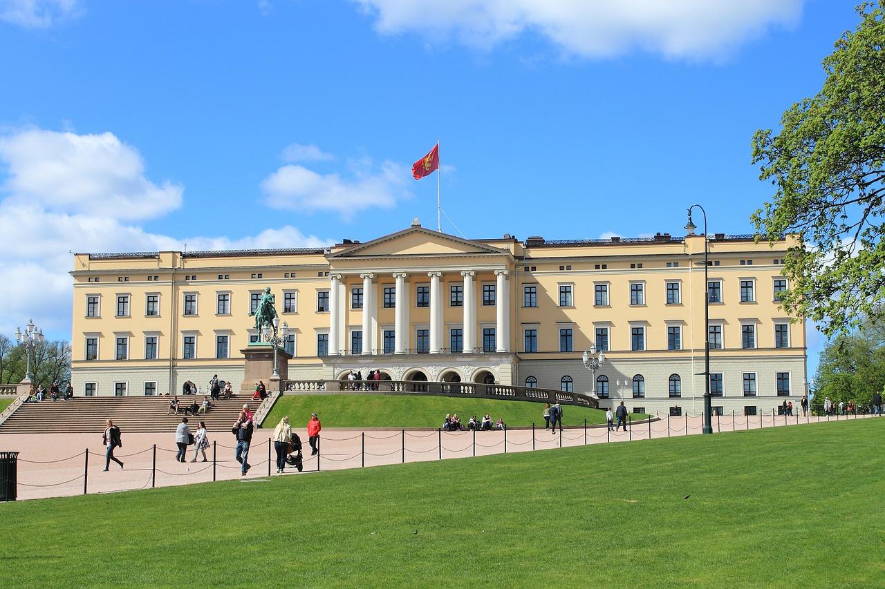 Palazzo reale oslo